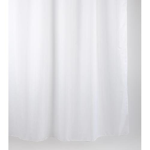 Allibert douchegordijn Albin polyester wit 240x200cm