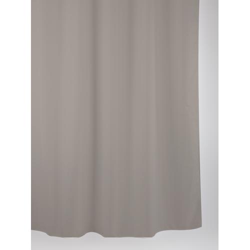 Allibert douchegordijn Birkin polyester beige 120x200cm