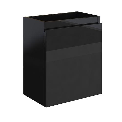 Ensemble de lave-mains Allibert Porto Pack 40cm noir