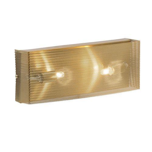 Brilliant wandlamp Meshel metaal overig 2xG9