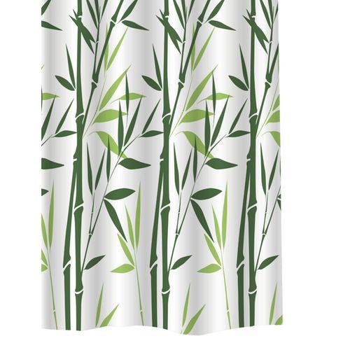 Allibert douchegordijn Bambou polyester 120x200cm