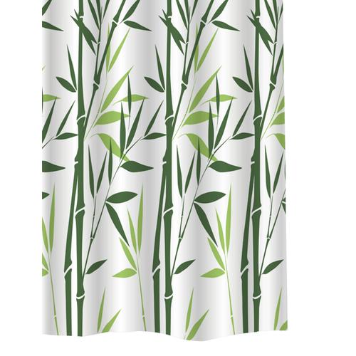 Allibert douchegordijn Bambou polyester 180x200cm
