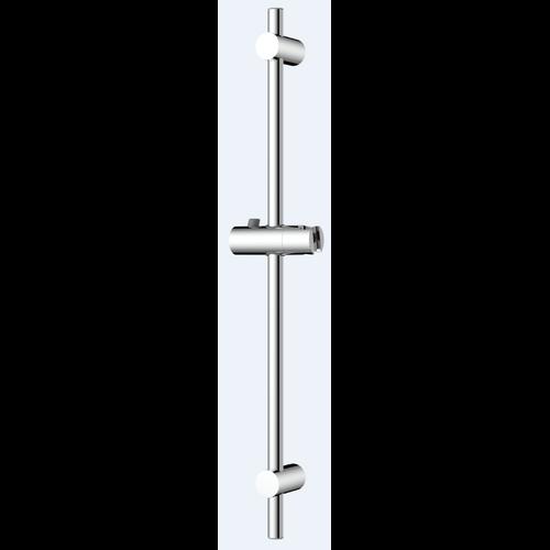 Barre de douche AquaVive chromée 20mm