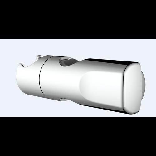 AquaVive schuif voor glijstang chroom