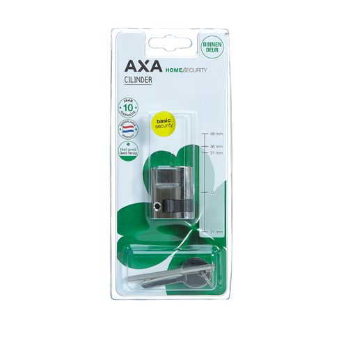 AXA profielcilinder enkel binnendeur