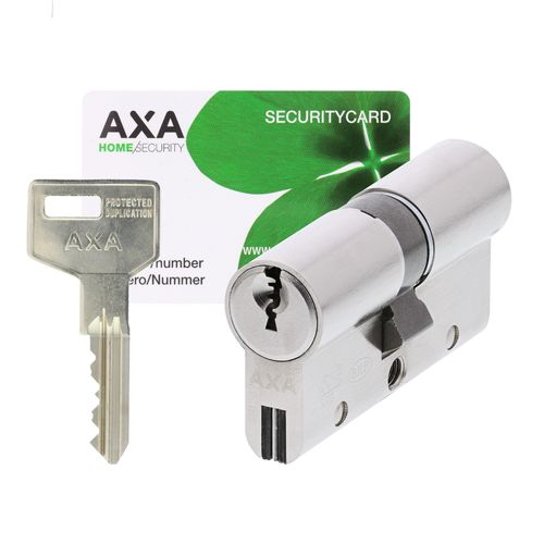 AXA veiligheidscilinder Xtreme 30-30 dubbel 4st.