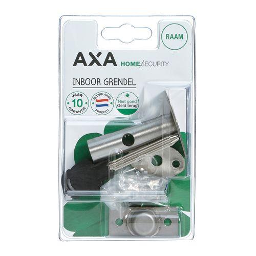 AXA inboorgrendel DM35 + sluitkom aluminium