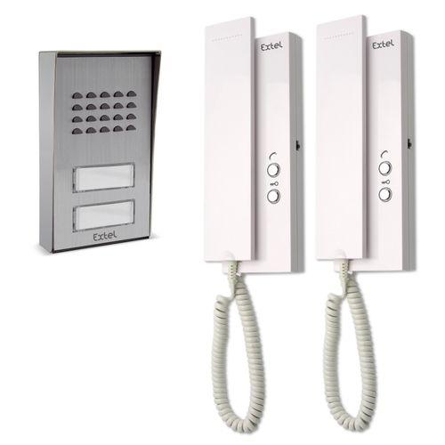 Extel audio intercom Multipro 3-meergezins