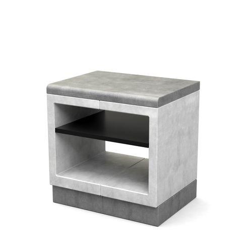 Tuozi barbecue tafel Otte Module 84 beton 84x63x85cm