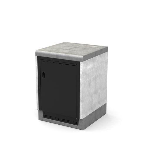 Tuozi barbecue tafel Otte Module 61 beton 61x63x85cm