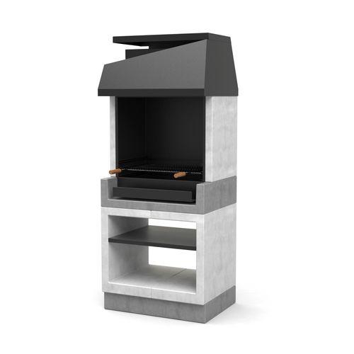Barbecue en pierre Tuozi Otte 84x63x206cm
