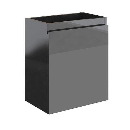 Allibert fonteinmeubelset Porto Pack 40cm grijs