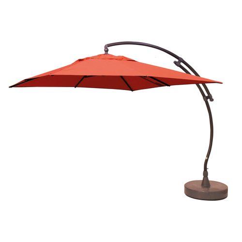 Parasol Sungarden Easy Sun terracotta + pied