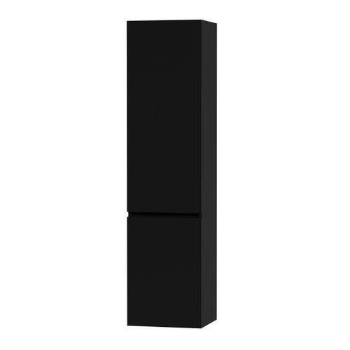Tiger hoge kolomkast Loft 40cm mat zwart