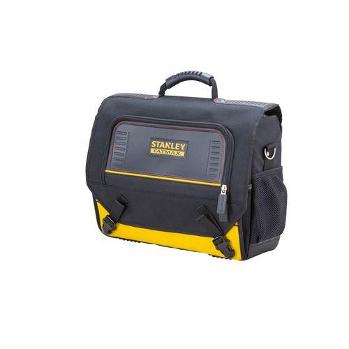 Sac à outils/ordinateur portable Stanley FatMax noir/jaune