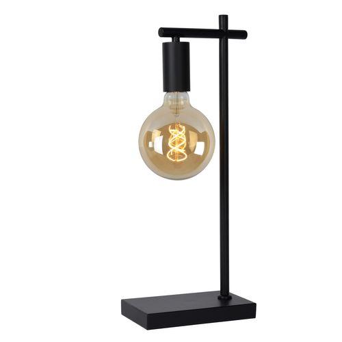 Lucide tafellamp Leanne zwart