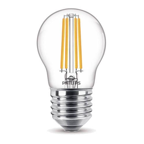Philips LED-kogellamp Classic 6,5W E27