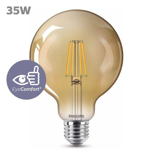 Philips LED-lamp Classic Vintage bol 4W E27