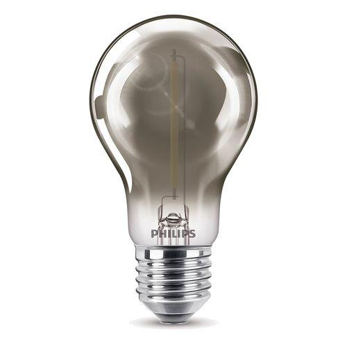 Philips LED-lamp Classic A60 smoky 2,3W E27