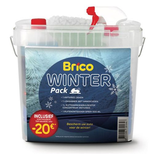Pack d'hiver Brico
