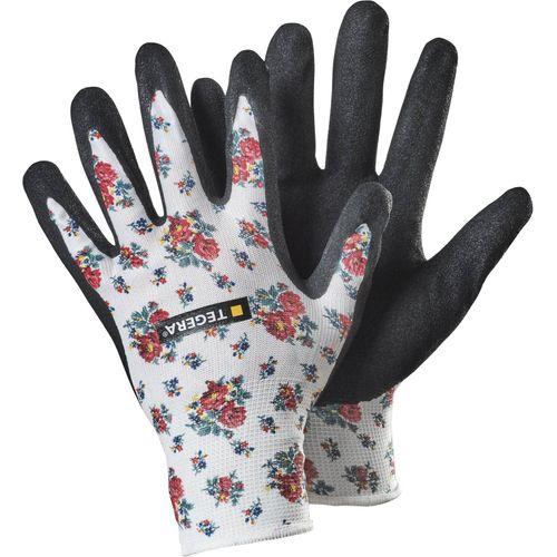 Handschoen Tegera 90065 wit maat 7
