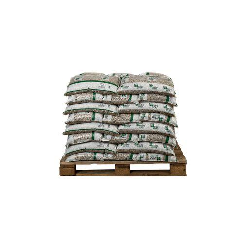Gravier kift Coeck 4-7m 25kg 40pce + palette
