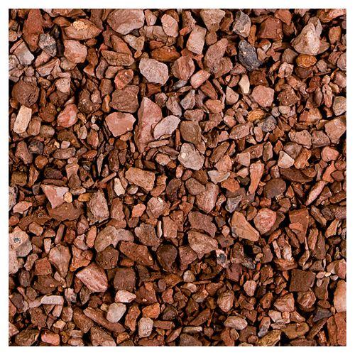 Concassé Coeck rouge 3-15 mm 25kg 40pcs + palette 3004837