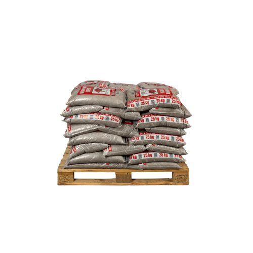 Coeck Betonmix 25kg (0-4 + 4-16mm) 40 stuks + palet