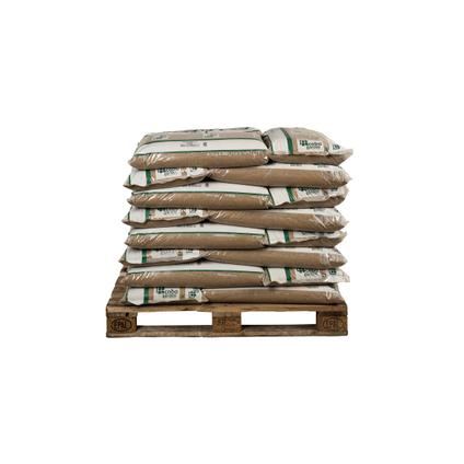 Sable de rivière Coeck 0-2 mm 40kg 40 sacs + palette 3004837