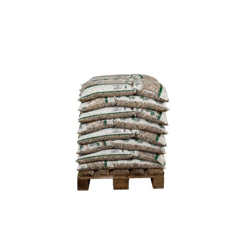 Gravier perlé Coeck 4-16 mm 25kg 40pce + palette