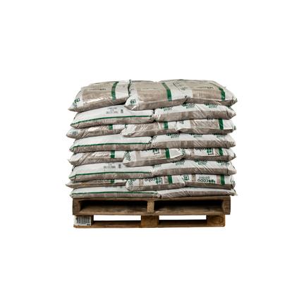 Sable de lommel Coeck 0-2mm 40kg 40 sacs + palette 3004837