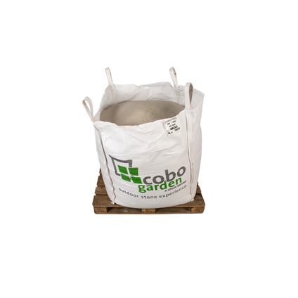Big bag Sable blanc 0-1mm 1m³ 1500kg + palette 3004837