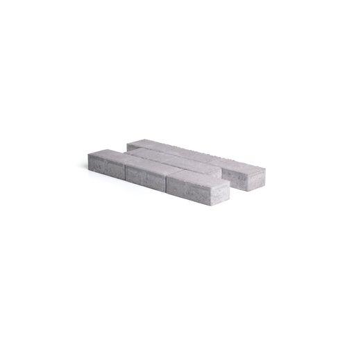 Coeck beton straatsteen met afgeschuind rand grijs 22x11x7cm 420pcs