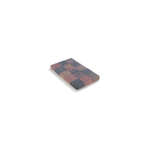Coeck kassei herfstkleurig getrommeld 15x15x6cm 420 stuks + palet 3004837