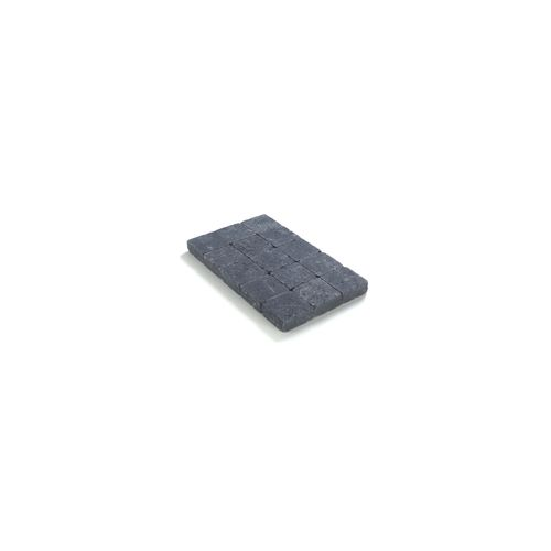 Coeck kassei zwart getrommeld 15x15x6cm 420 stuks + palet 3004837