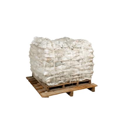 Coeck Carrara ronde keien 60-100mm 20kg 65 stuks + palet 3004837