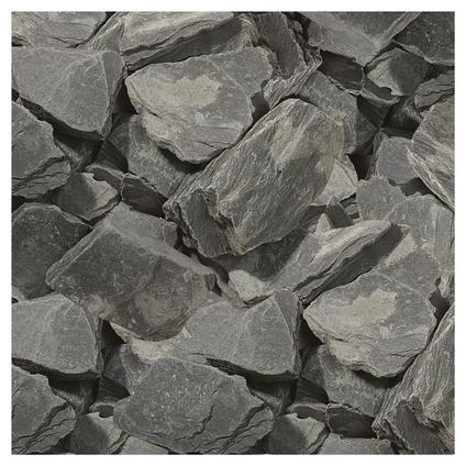 Paillette D Ardoise Coeck Schiste Noir 30 60mm 20kg 56pcs Palette 3004837