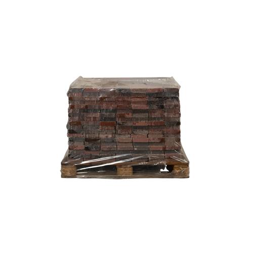Pavé tambouriné Coeck automne 15x15x4cm 630pcs + palette 3004837