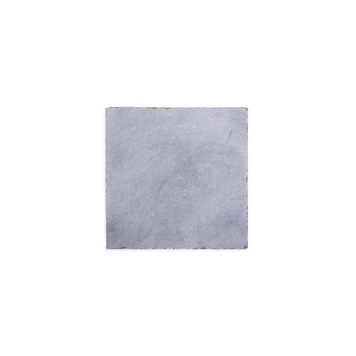 Blauwe hardsteen Vietnam getrommeld 40x40x2cm + 1 kist 98 stuks