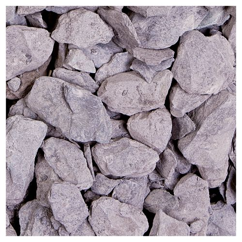 Graviers Canadian purple slate 30-60mm 20kg 56 pieces + palet 3004837