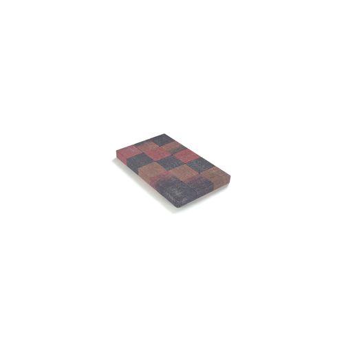 Pavé tambouriné Coeck finition in-line automne 15x15x6cm 520pcs