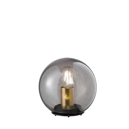 Fischer & Honsel tafellamp Dini ⌀20cm E27
