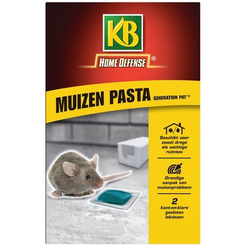 KB Muizen Pasta Generation Pat'®