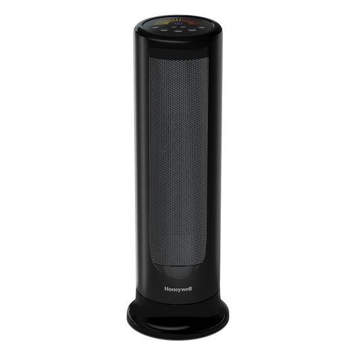 Honeywell keramische verwarming ComfortTemp met bewegingssensor HCE646BE zwart