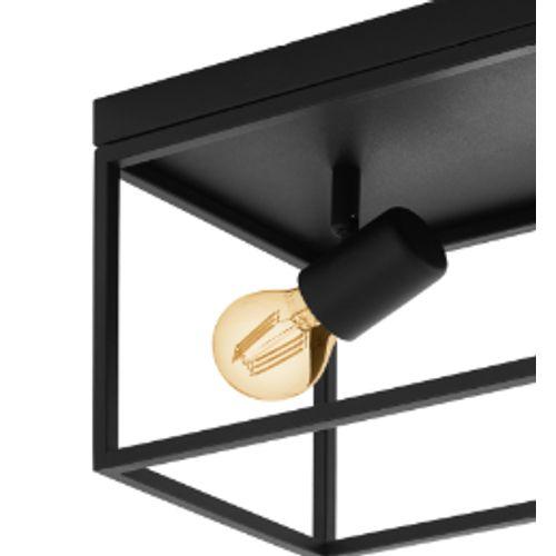 EGLO plafondlamp Silentina E27