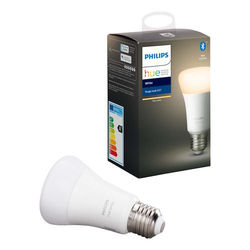 Philips Hue lamp standaard warm wit E27