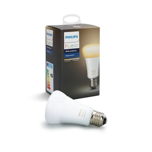 Philips Hue lamp standaard wit Ambiance E27