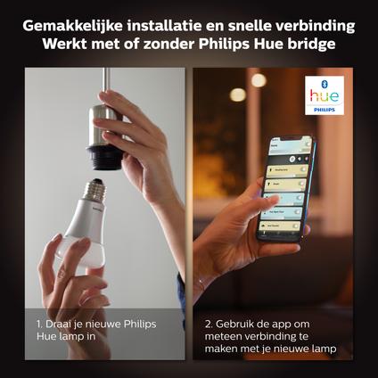 Philips Hue spot lamp wit Ambiance GU10 2 stuks