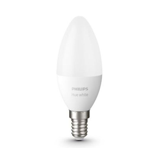 Philips Hue lamp flame warm wit E14