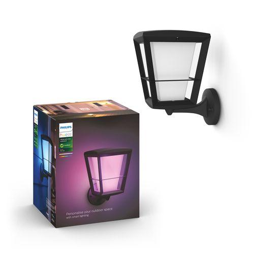 Philips Hue Outdoor wandlamp lantaarn Econic